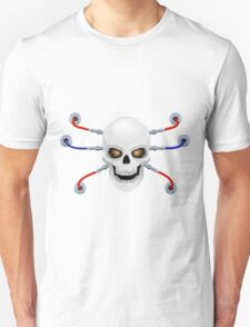 Skull the biorobot T-Shirt