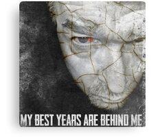 The Best Years Metal Print