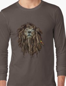 Lion Of Judah Long Sleeve T-Shirt