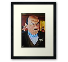 Evidement Framed Print