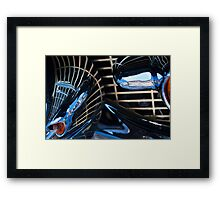 Reality Cubed Framed Print
