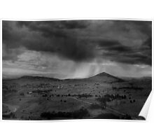 Storm Coming - Cripple Creek Colorado Poster