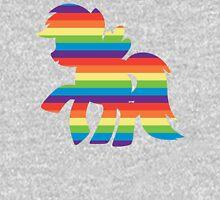 Rainbow Rainbow Dash Unisex T-Shirt