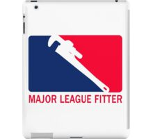 Major League Fitter iPad Case/Skin