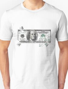 currency of the USA Unisex T-Shirt