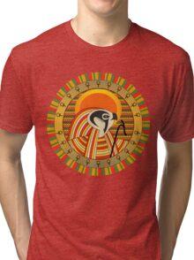 Egyptian god of sun Ra Tri-blend T-Shirt