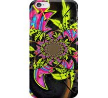 Twisted Graffiti # 9 iPhone Case/Skin