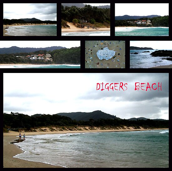 Diggers Beach 2 (Coffs Harbour NSW Australia) by LESLEY B