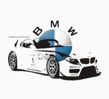 BMW Z4 GT3 2010 by garts