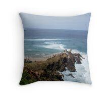 Cape at Byron Bay Throw Pillow