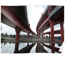 No Man´s Land - Under the Bridges Poster