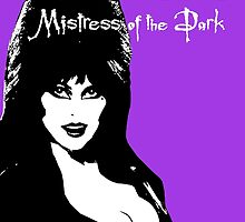 Elvira Mistress of the Dark by SailorMeg