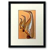 Stand Up... Framed Print