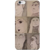 Strange People iPhone Case/Skin