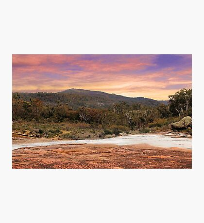 Mt Dale - Western Australia  Photographic Print