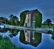Store House on The Royal Canal by Nicola Lee