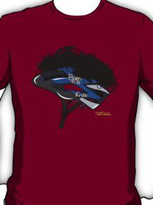 FOTC - Hair Helmet (no text) T-Shirt