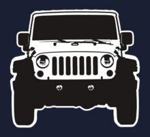 Jeep JK by OldDawg