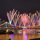 Riverfire 2011 by David de Groot