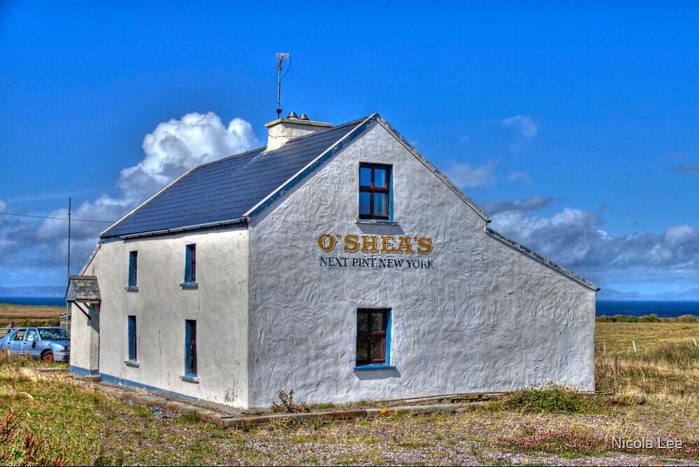 O Shea's - Co. Kerry by Nicola Lee