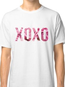 XOXO Floral Roses Classic T-Shirt