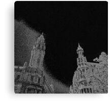 Endgame Barcelona? Canvas Print