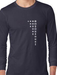 Hydrogen Long Sleeve T-Shirt