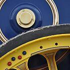 Blue & Yellow by sylentbob