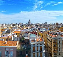 Late Afternoon In Valencia by vivsworld
