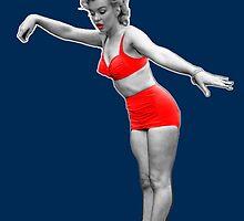 Marilyn by OldDawg