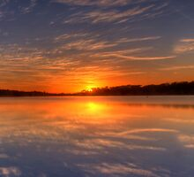 This Little Light Of Mine - Narrabeen Lakes, Sydney - The HDR Experience by Philip Johnson