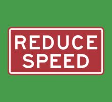 Reduce Speed Kids Clothes
