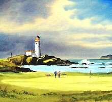 Turnberry Golf Course Scotland by bill holkham