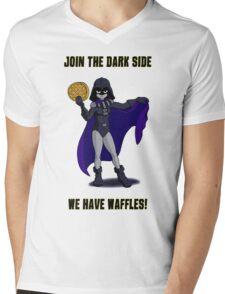 Darth Raven Mens V-Neck T-Shirt