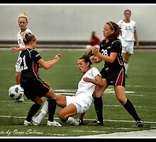 UIndy vs Old Dominican Womens Soccer 3 by Oscar Salinas