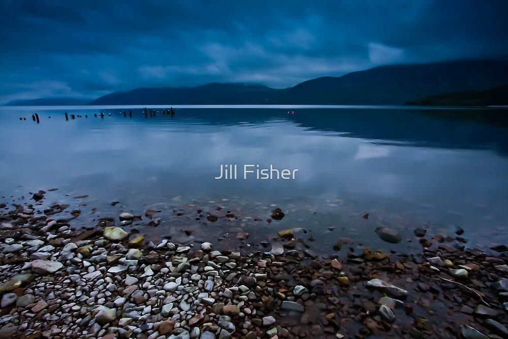 Loch Ness by Jill Fisher