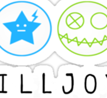 KILLJOYS  Sticker