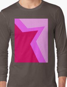Garnet's Shirt Design - Steven Universe Long Sleeve T-Shirt
