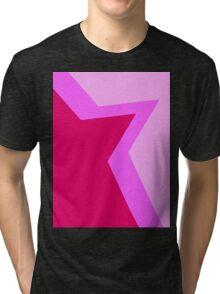 Garnet's Shirt Design - Steven Universe Tri-blend T-Shirt