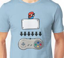 Super Mario Bros. 3 - Backstage Pass. Unisex T-Shirt
