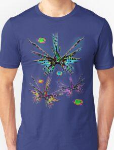 Lionfish Psychedelic Parade Unisex T-Shirt