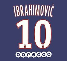 Ibrahimovic by ilRe