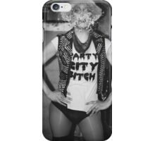 Sharon Needles will spit on you iPhone Case/Skin