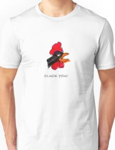 Cluck You Unisex T-Shirt