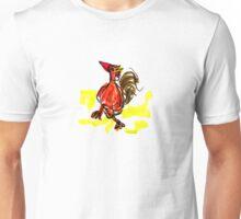 Dancin' Chicken Unisex T-Shirt