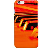 Hot Synth Keyboard iPhone Case/Skin