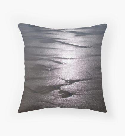 Sand land Throw Pillow