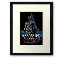Assassin's Creed Unity Framed Print