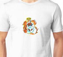 Manger Kitten Unisex T-Shirt