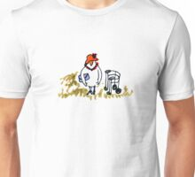 Old Chicken Lady Unisex T-Shirt